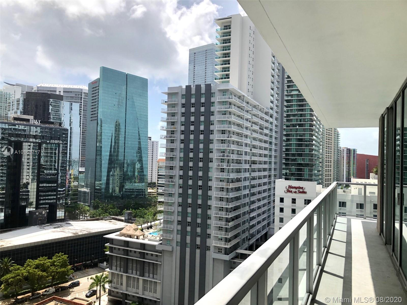 Axis on Brickell North Tower #2019-N - 1111 SW 1st Ave #2019-N, Miami, FL 33130