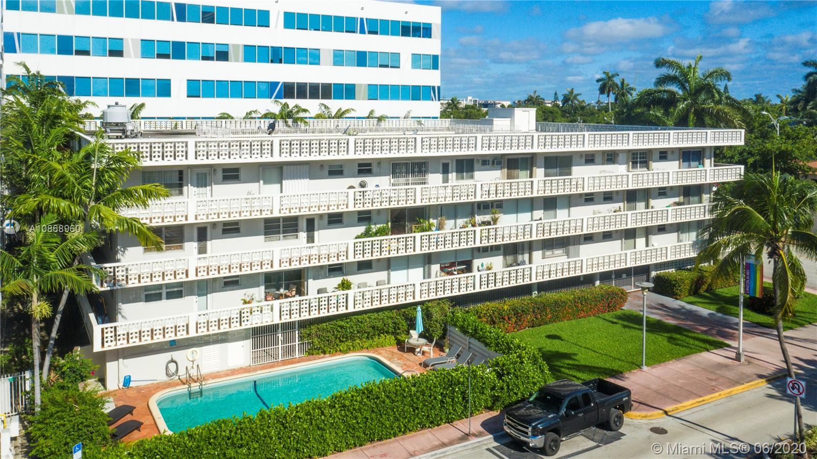 1698 Jefferson Ave # 28, Miami Beach, Florida 33139, 1 Bedroom Bedrooms, ,1 BathroomBathrooms,Residential,For Sale,1698 Jefferson Ave # 28,A10868960