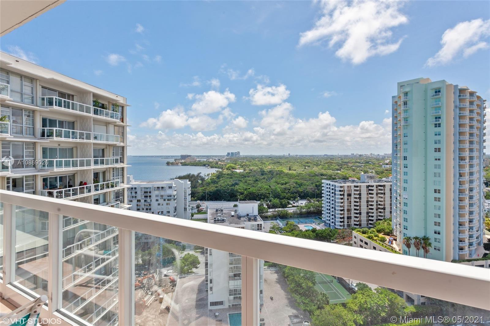 Brickell Townhouse #20L - 2451 Brickell Ave #20L, Miami, FL 33129