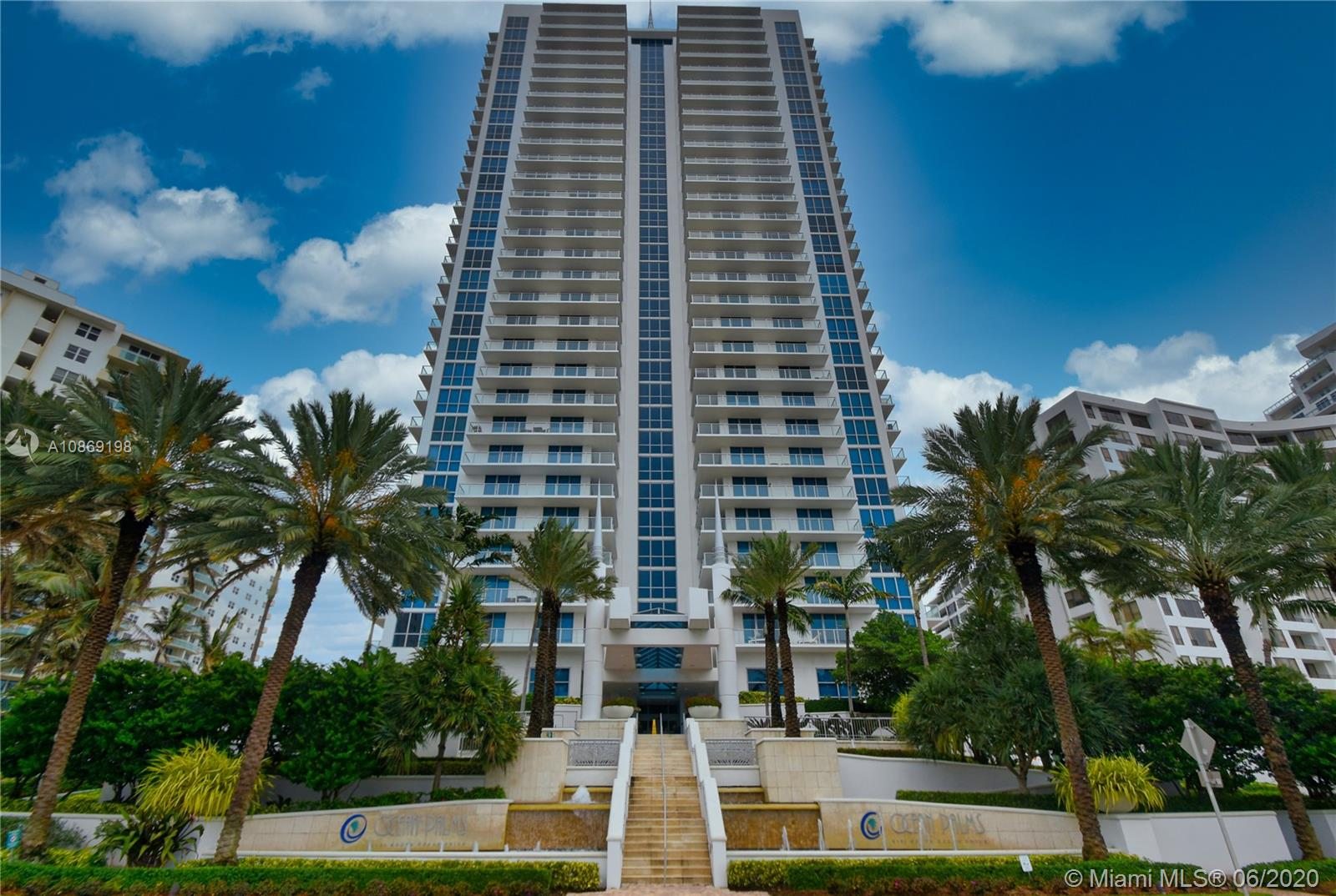 Ocean Palms #902 - 3101 S Ocean Dr #902, Hollywood, FL 33019
