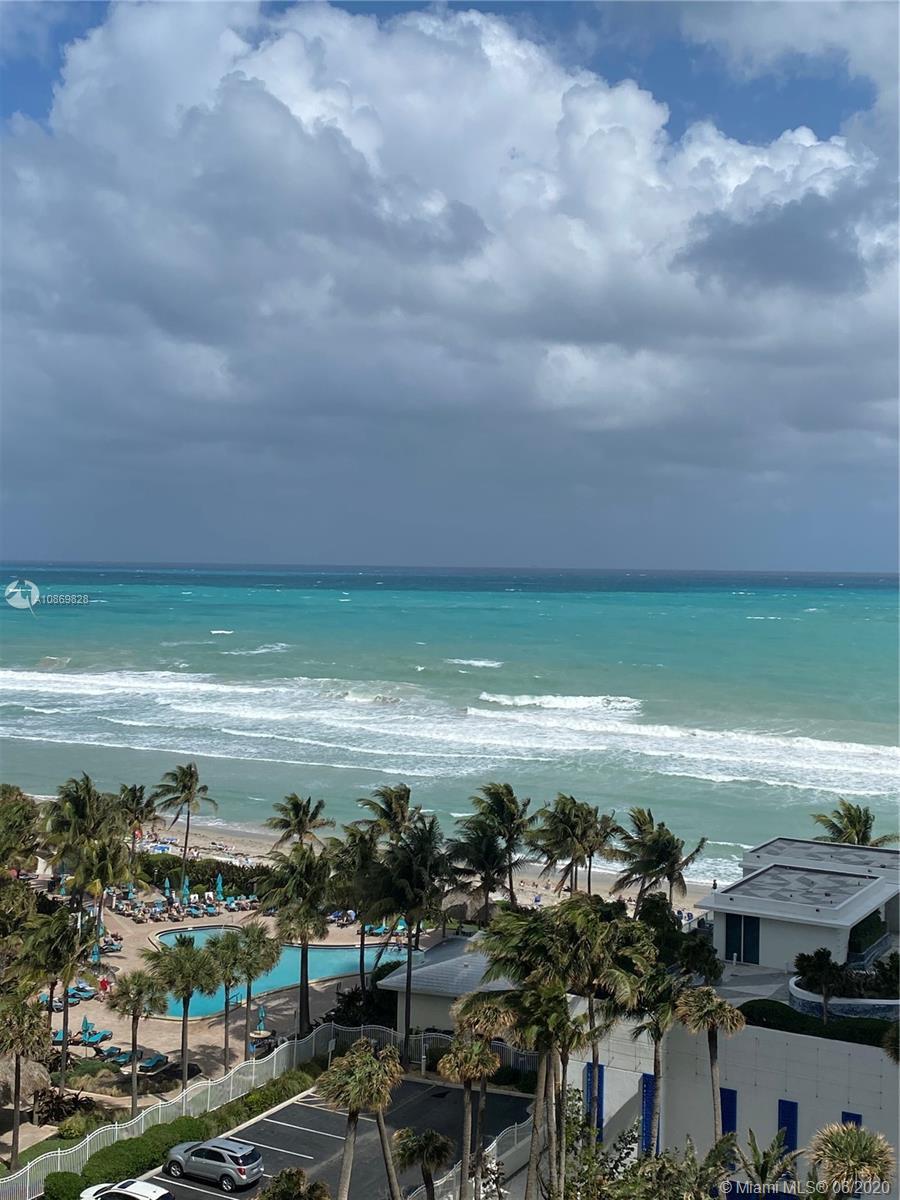 Sian Ocean Residences #10K - 4001 S Ocean Dr #10K, Hollywood, FL 33019