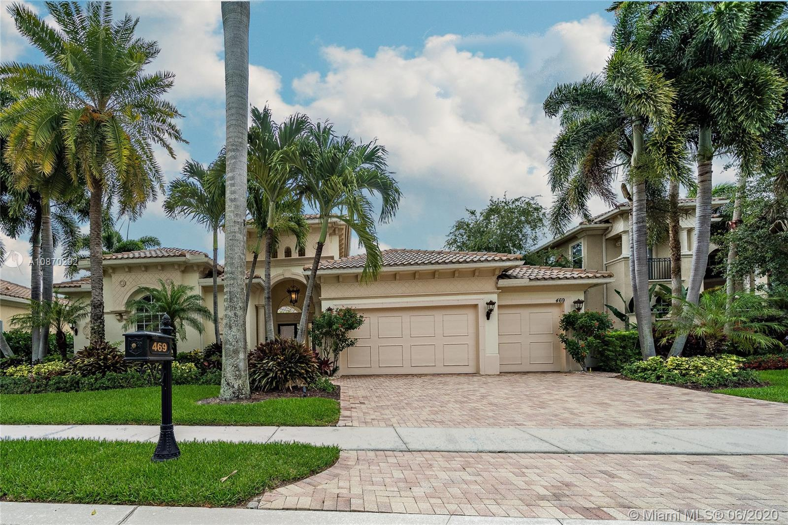 Property for sale at 469 Savoie Dr, Palm Beach Gardens,  Florida 33410
