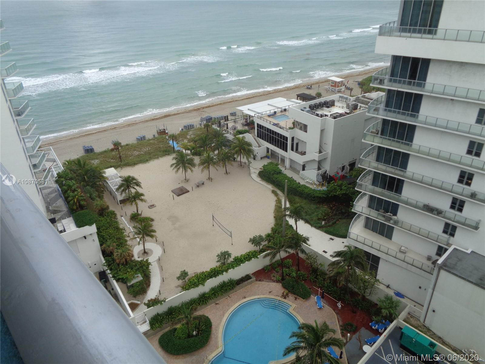 Sian Ocean Residences #16L - 4001 S Ocean Dr #16L, Hollywood, FL 33019