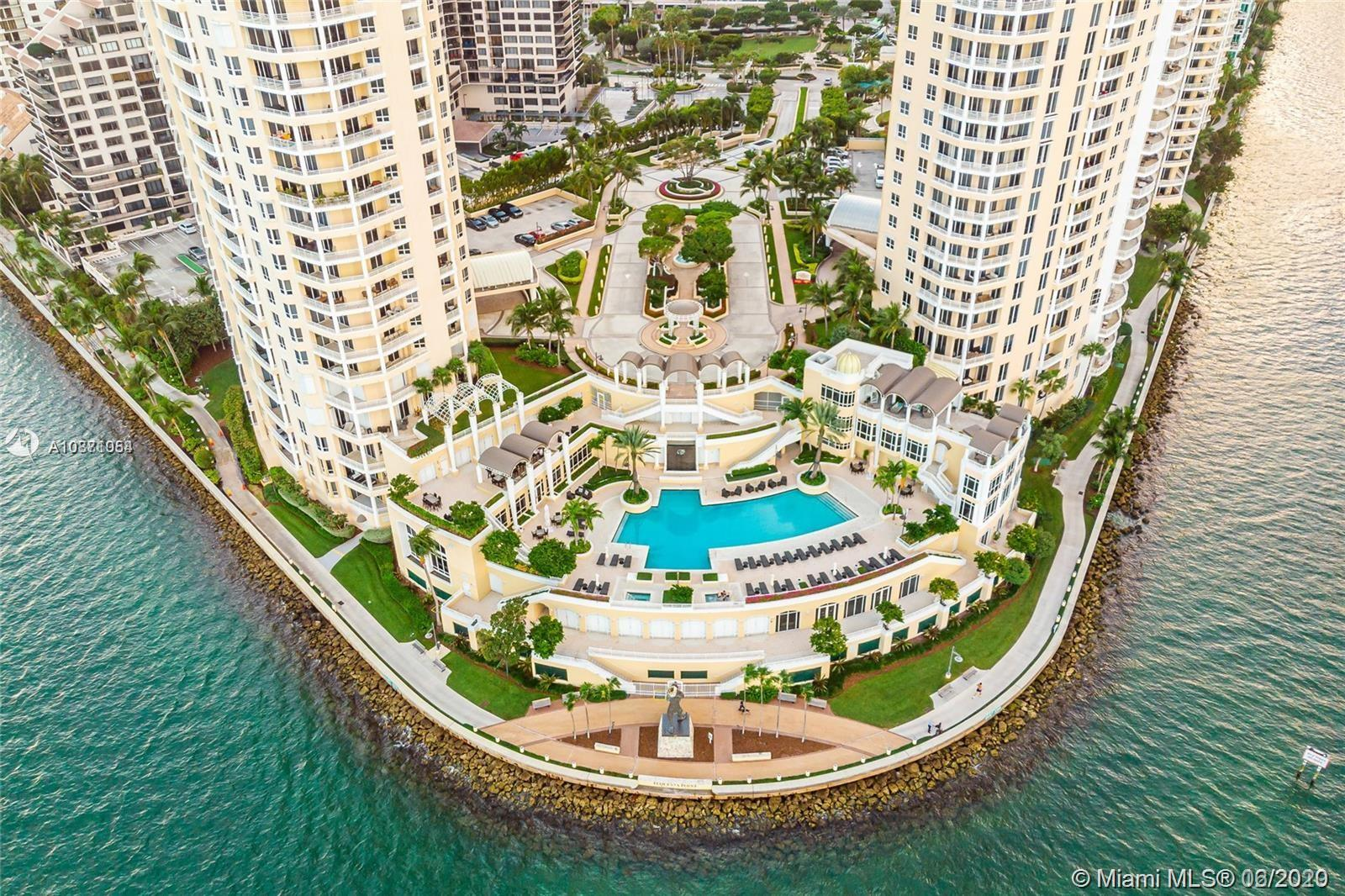 Three Tequesta Point #2602 - 848 Brickell Key Dr #2602, Miami, FL 33131