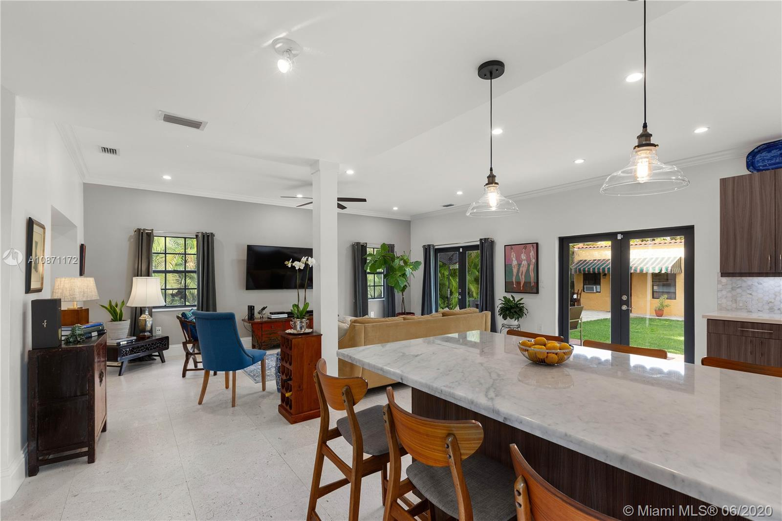 1329 Obispo Ave, Coral Gables, Florida 33134, 4 Bedrooms Bedrooms, ,4 BathroomsBathrooms,Residential,For Sale,1329 Obispo Ave,A10871172