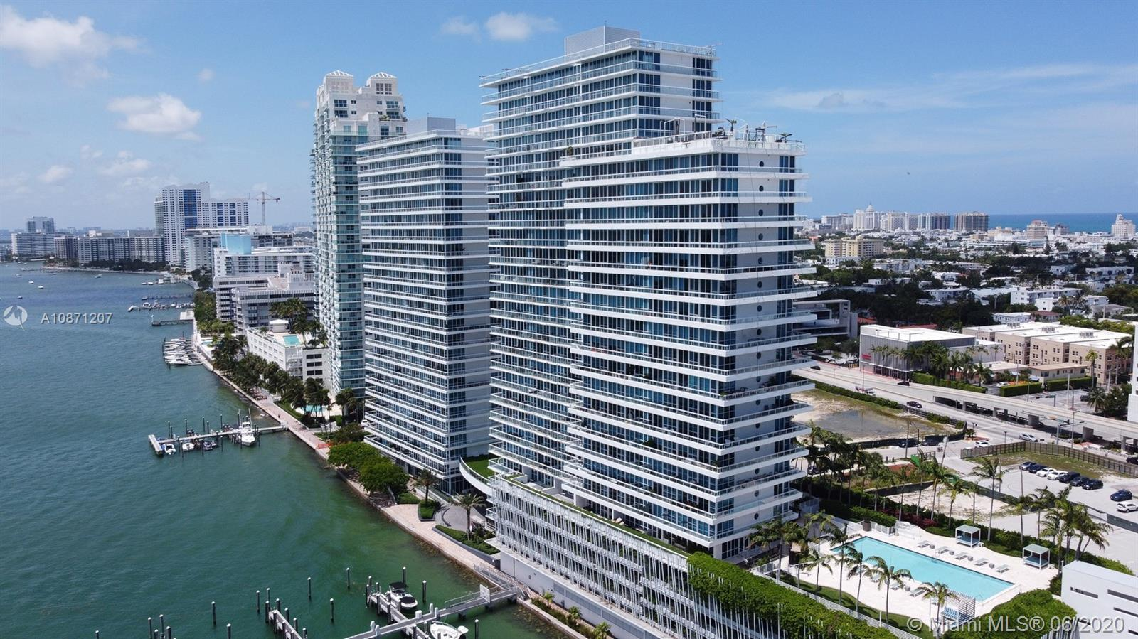 Bentley Bay South Tower #2001 - 520 West Ave #2001, Miami Beach, FL 33139