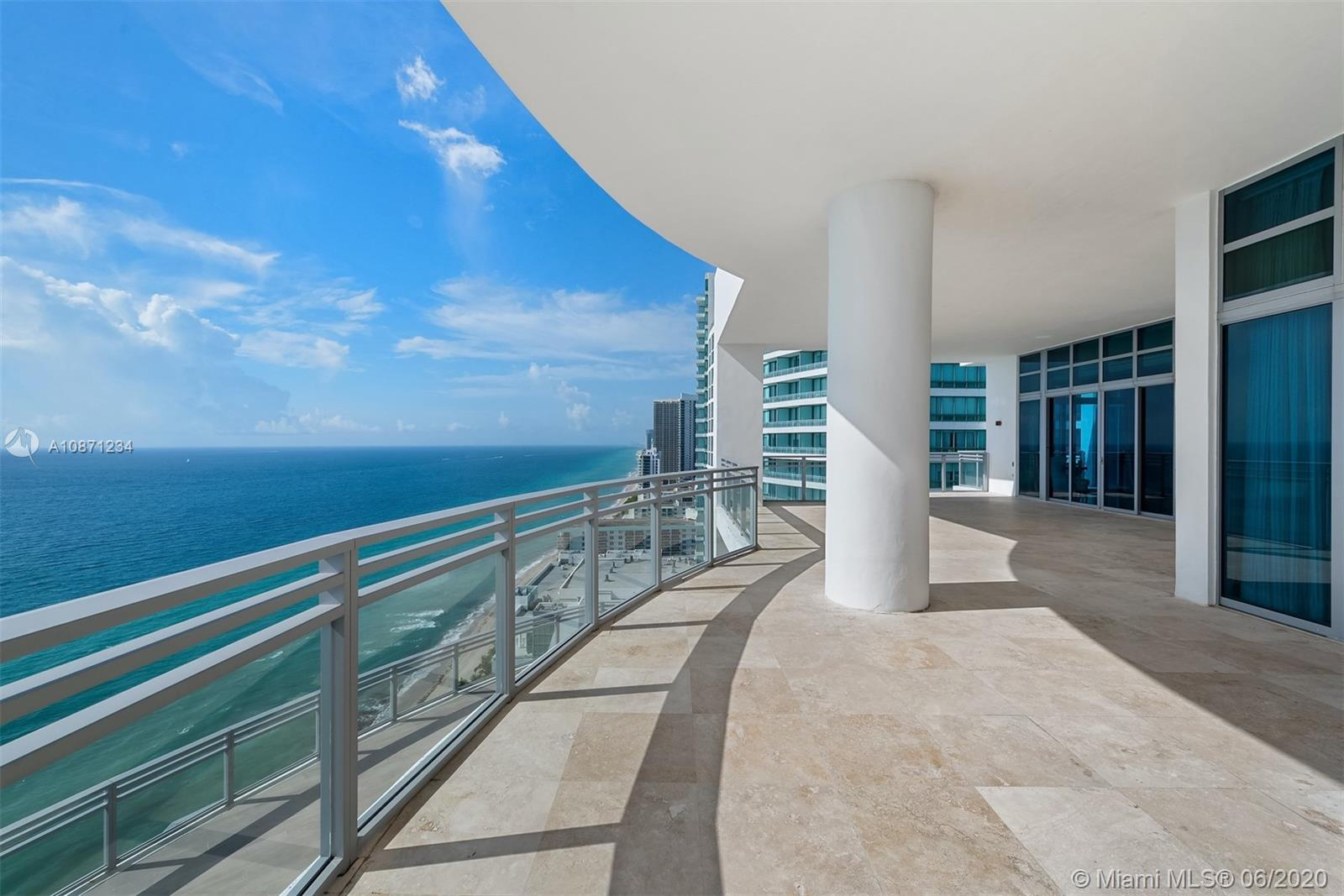 Property for sale at 3535 S Ocean Dr Unit: 2901, Hollywood,  Florida 33019