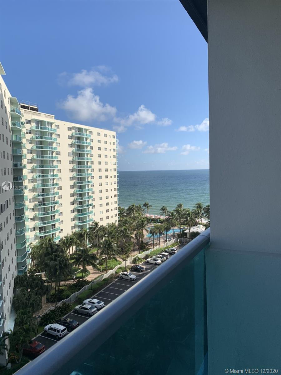 Sian Ocean Residences #10E - 4001 S Ocean Dr #10E, Hollywood, FL 33019