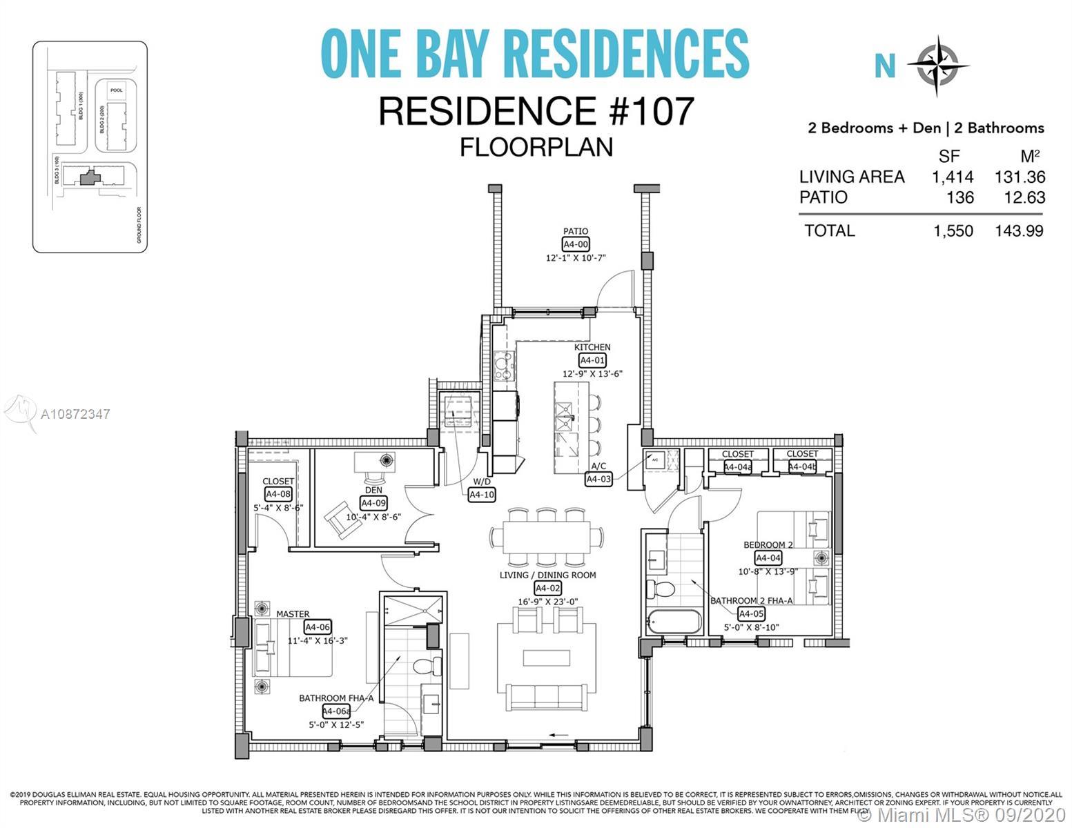 One Bay Residences #107 - 22 - photo