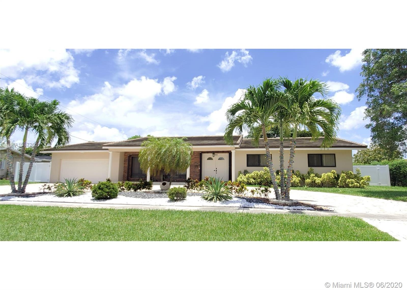 Property for sale at 500 NW 75th Ter, Plantation,  Florida 33317