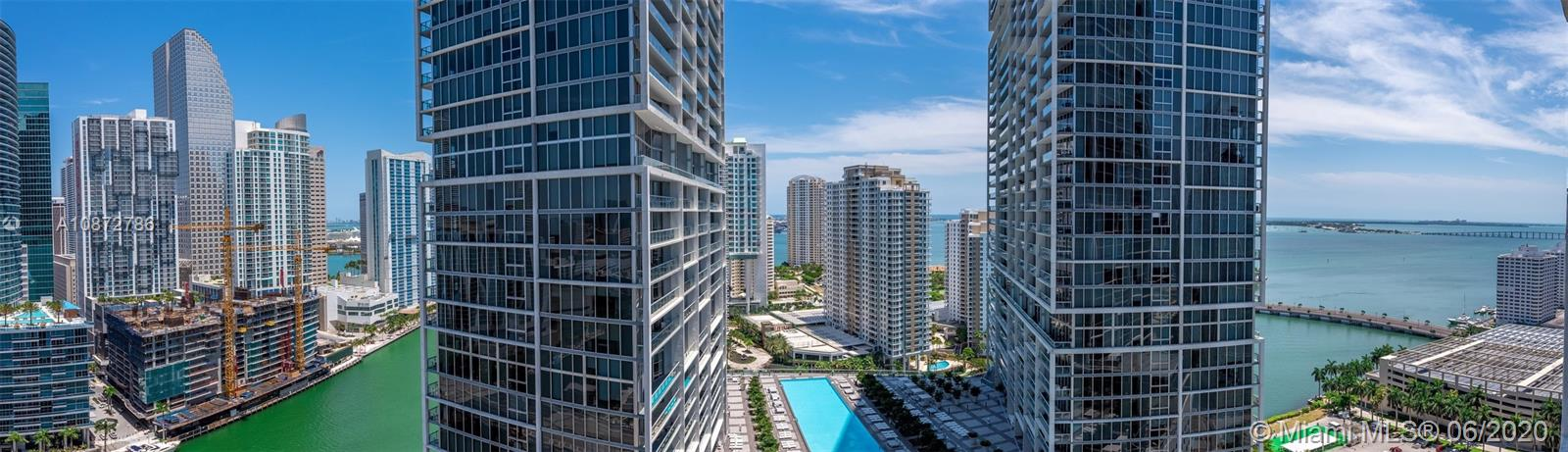 Photo of 485 Brickell Ave #2711 listing for Sale