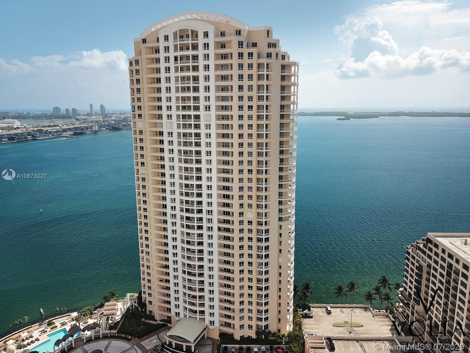 Two Tequesta Point #406 - 808 Brickell Key Dr #406, Miami, FL 33131