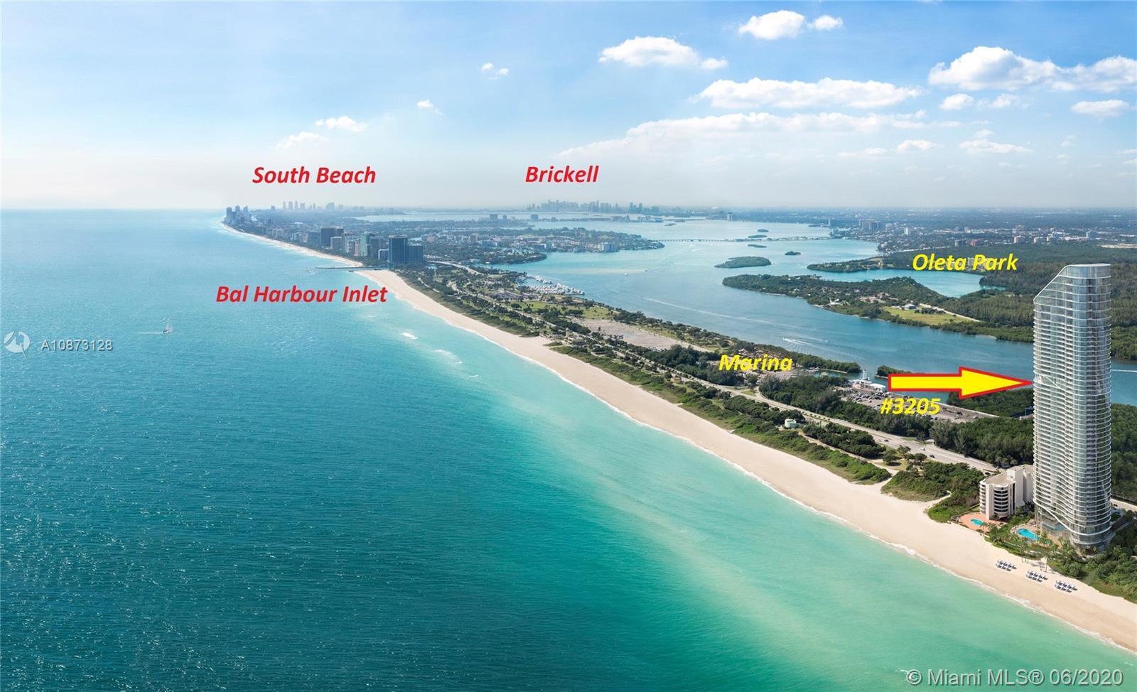 Ritz Carlton Residences #3205 - 15701 Collins #3205, Sunny Isles Beach, FL 33160