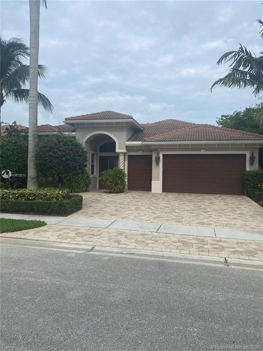 Property for sale at 339 Charroux Dr, Palm Beach Gardens,  Florida 33410