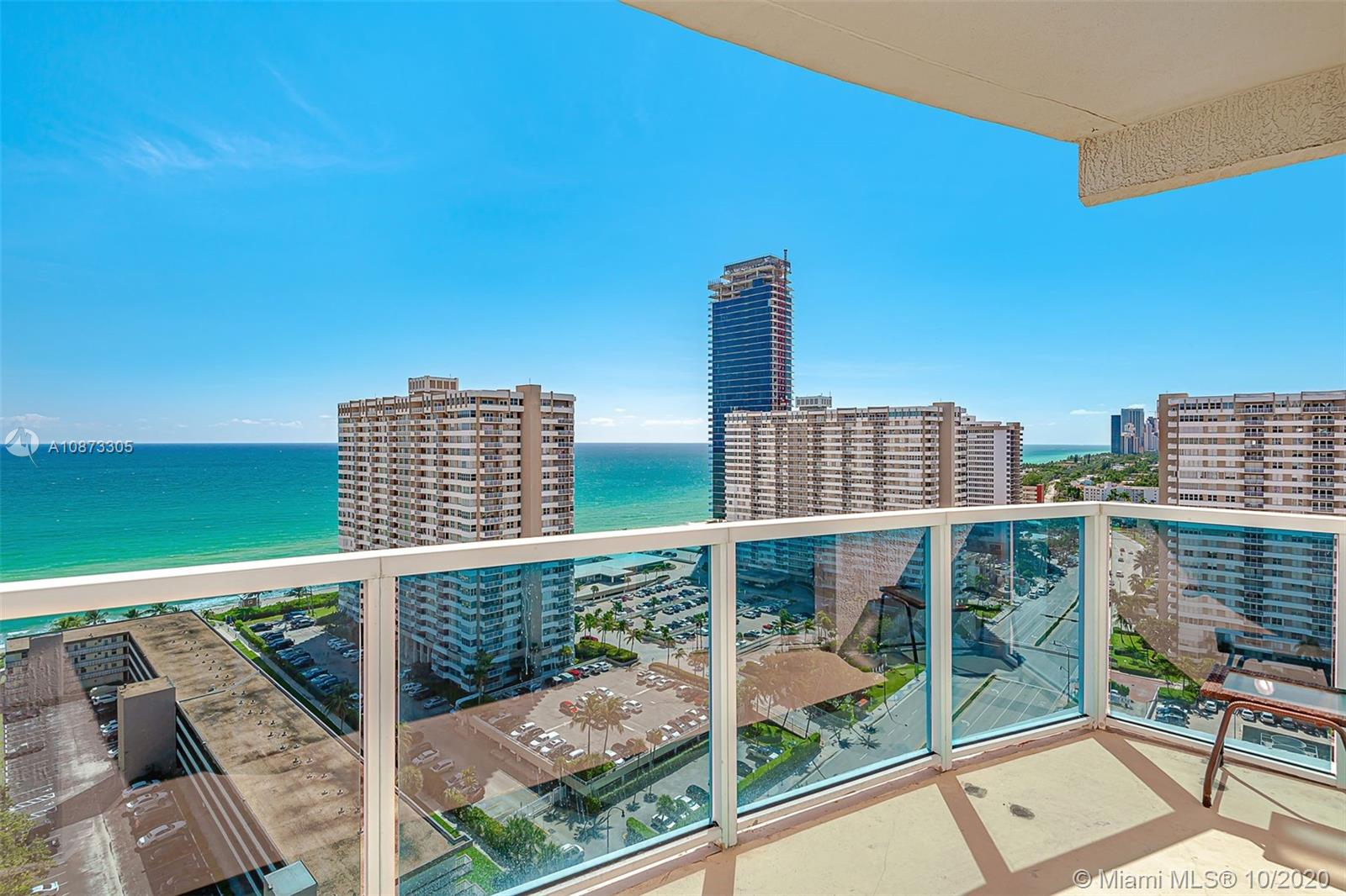 Ocean Marine Yacht Club #1901 - 1945 S Ocean Dr (Best Views) #1901, Hallandale Beach, FL 33009