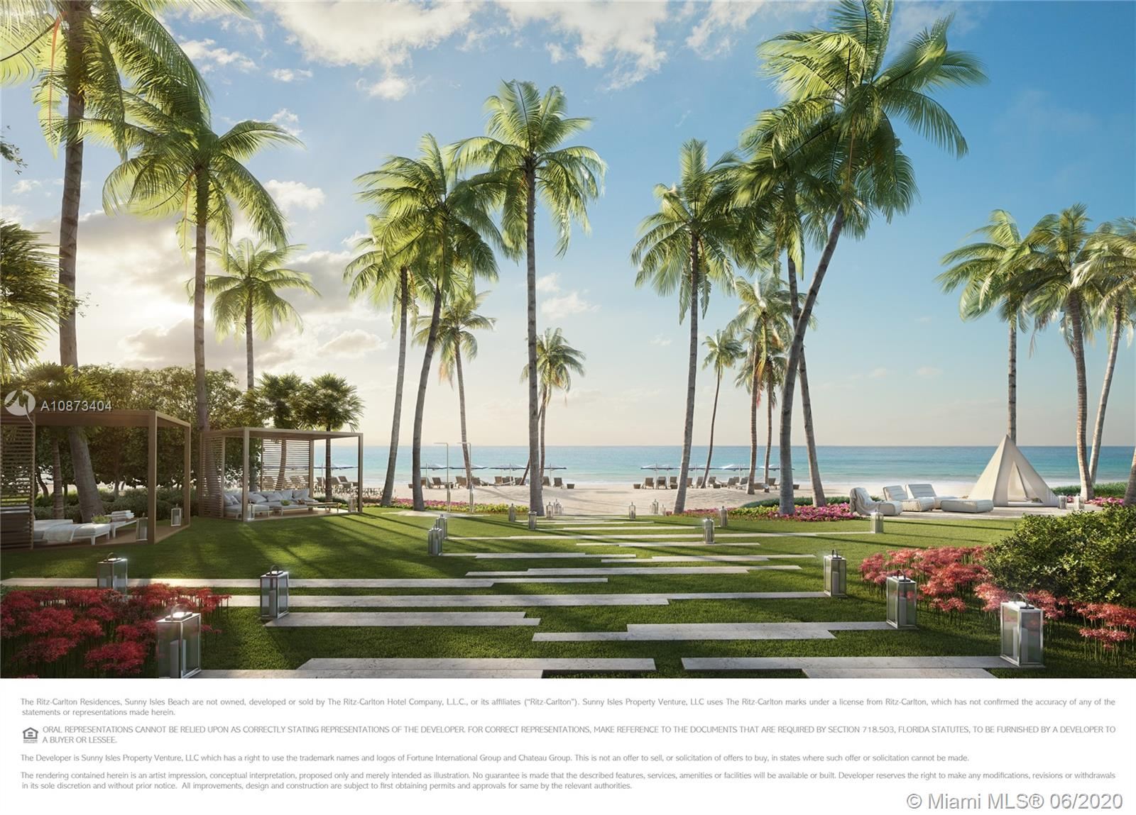 Photo of 15701 Collins Ave #2703 listing for Sale