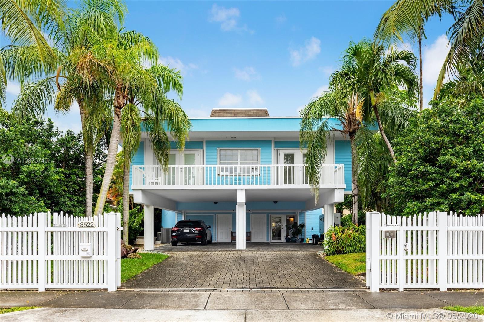 3522 Crystal Ct, Miami, Florida 33133, 3 Bedrooms Bedrooms, ,3 BathroomsBathrooms,Residential,For Sale,3522 Crystal Ct,A10873740