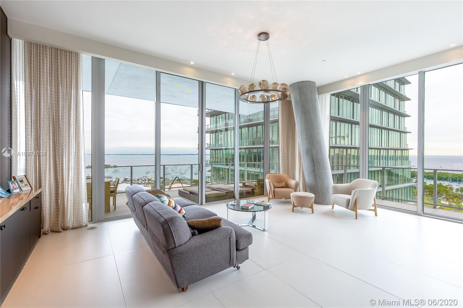 Grove At Grand Bay North Tower #1501N - 2669 S Bayshore Dr #1501N, Miami, FL 33133