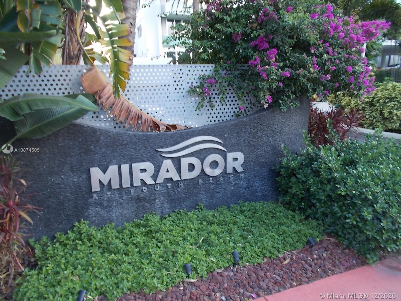 Mirador North #203 - 1200 West Ave #203, Miami Beach, FL 33139