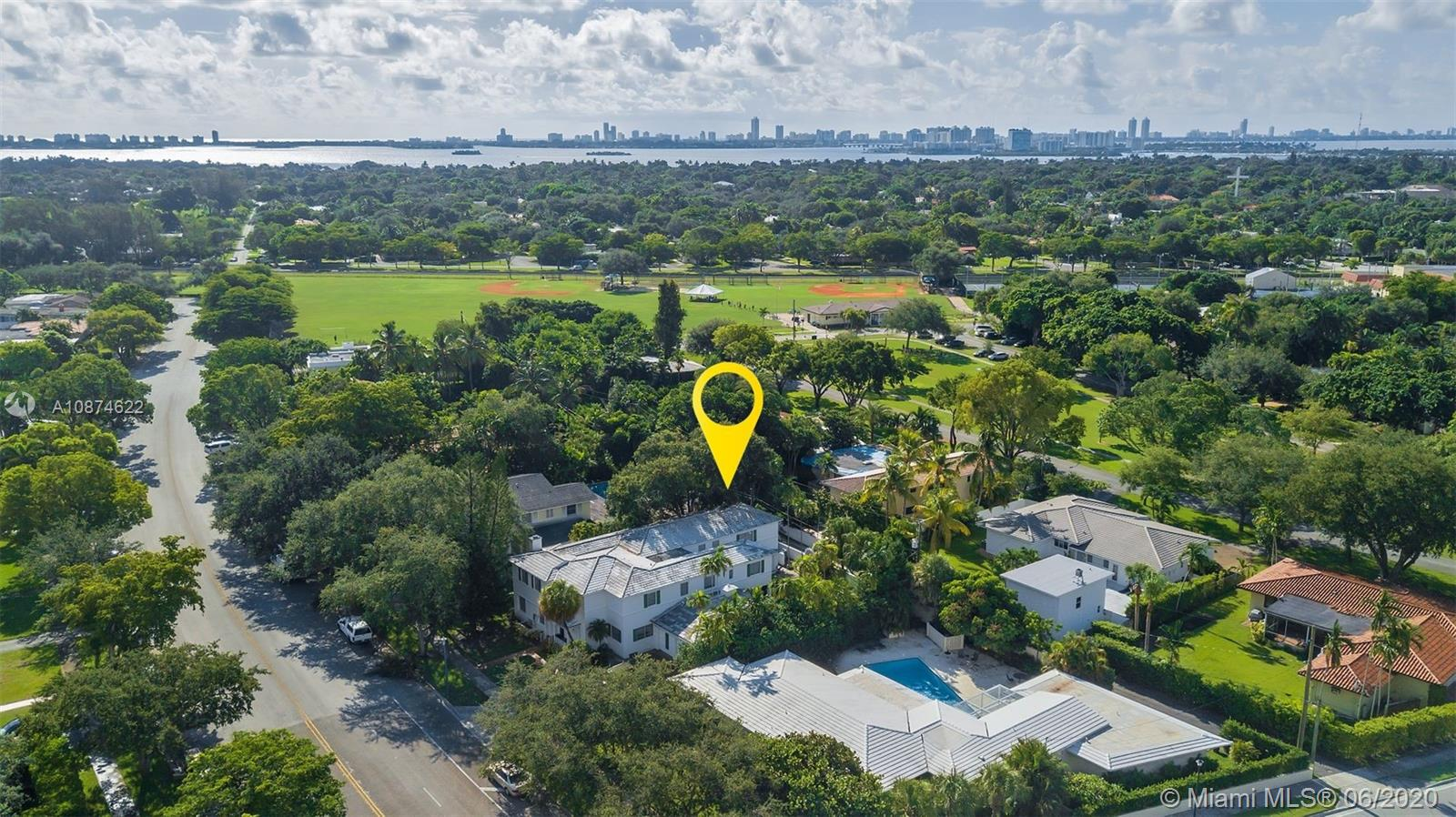 Property for sale at 620 Grand Concourse, Miami Shores,  Florida 33138