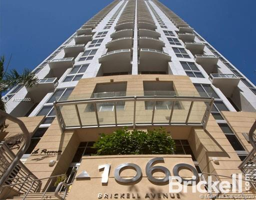 1060 Brickell West Tower #403 - 1060 Brickell Ave #403, Miami, FL 33131