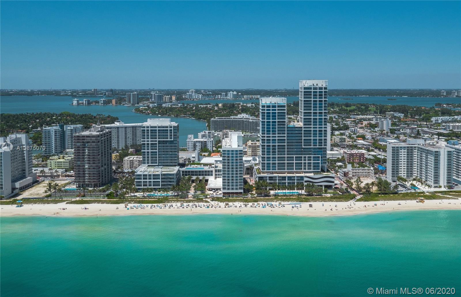 Carillon North Tower #1507 - 6899 COLLINS AV #1507, Miami Beach, FL 33141