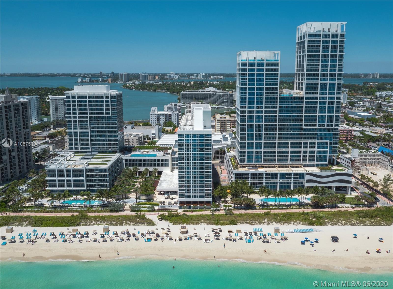 Carillon North Tower #1607 - 6899 COLLINS AV #1607, Miami Beach, FL 33141