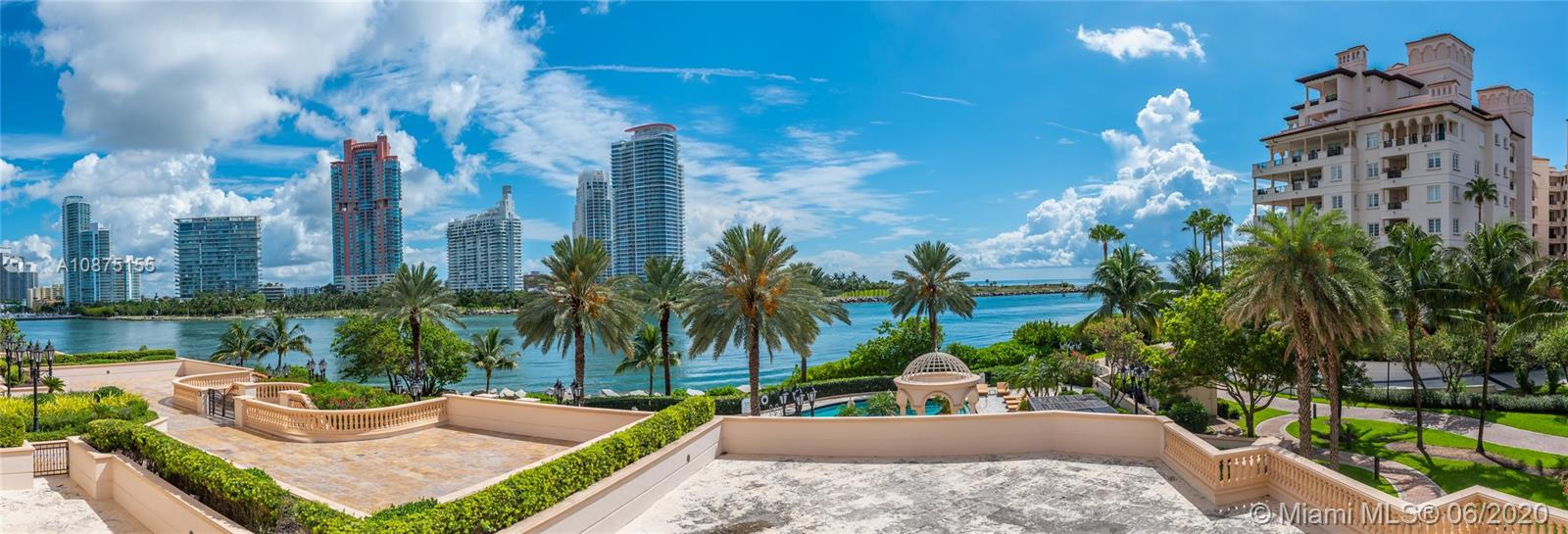 Photo of 7124 Fisher Island Dr #7124 listing for Sale