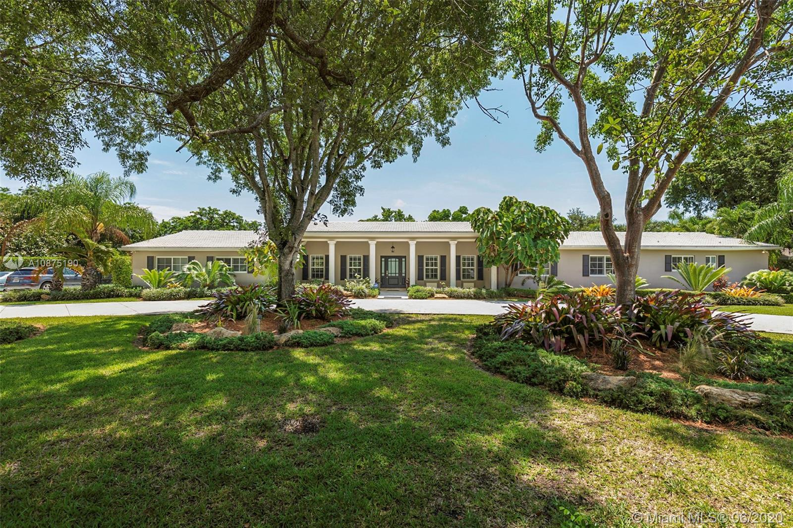 13025 SW 62nd Ave, Pinecrest, Florida 33156, 5 Bedrooms Bedrooms, ,4 BathroomsBathrooms,Residential,For Sale,13025 SW 62nd Ave,A10875190