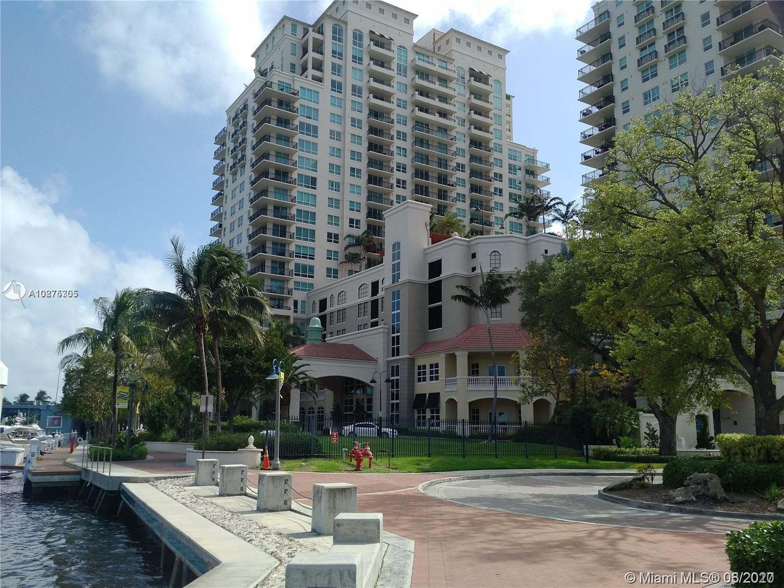 Symphony #1011N - 610 W Las Olas Blvd #1011N, Fort Lauderdale, FL 33312