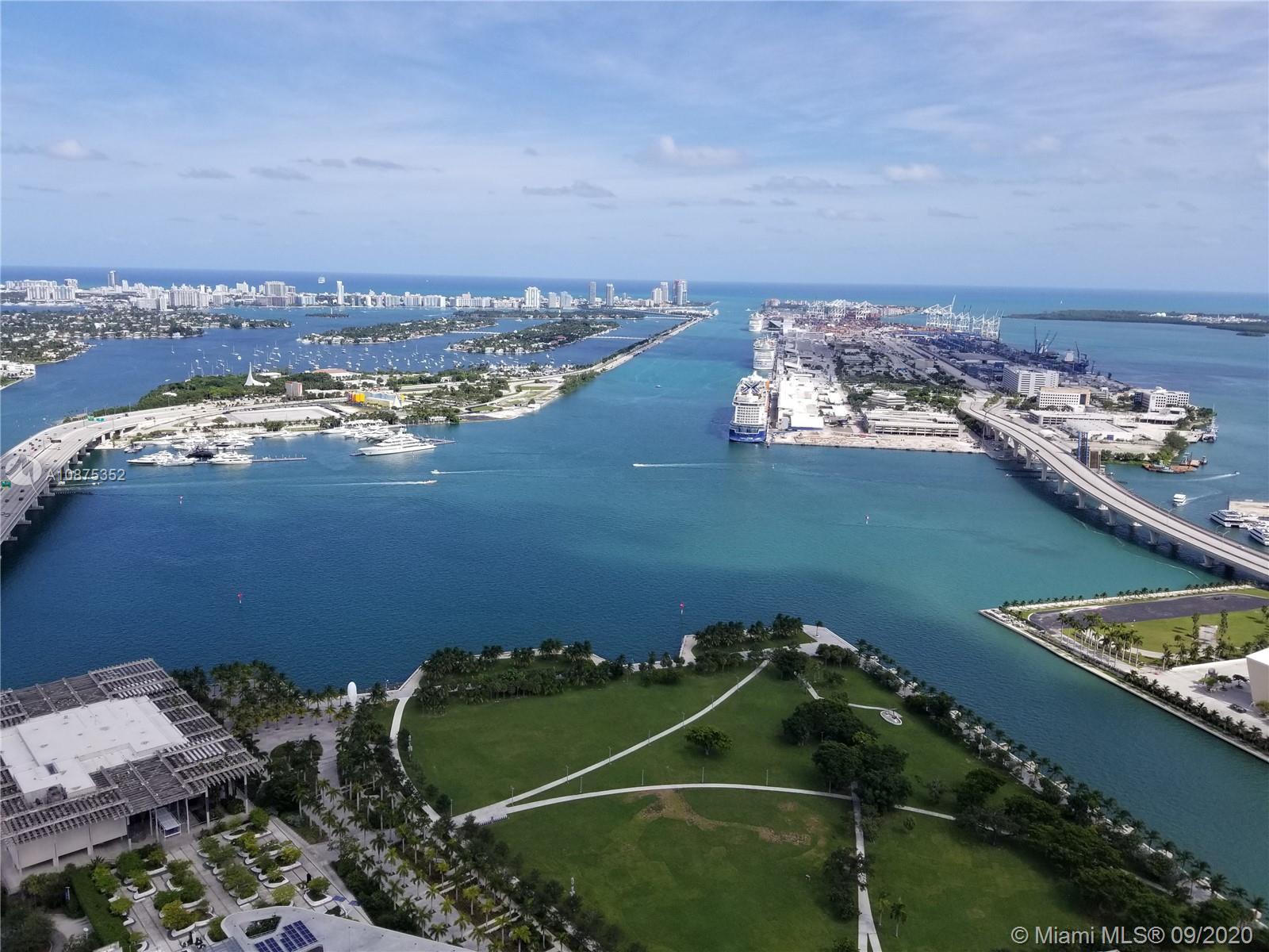 Marquis #5705 - 1100 Biscayne Blvd #5705, Miami, FL 33132