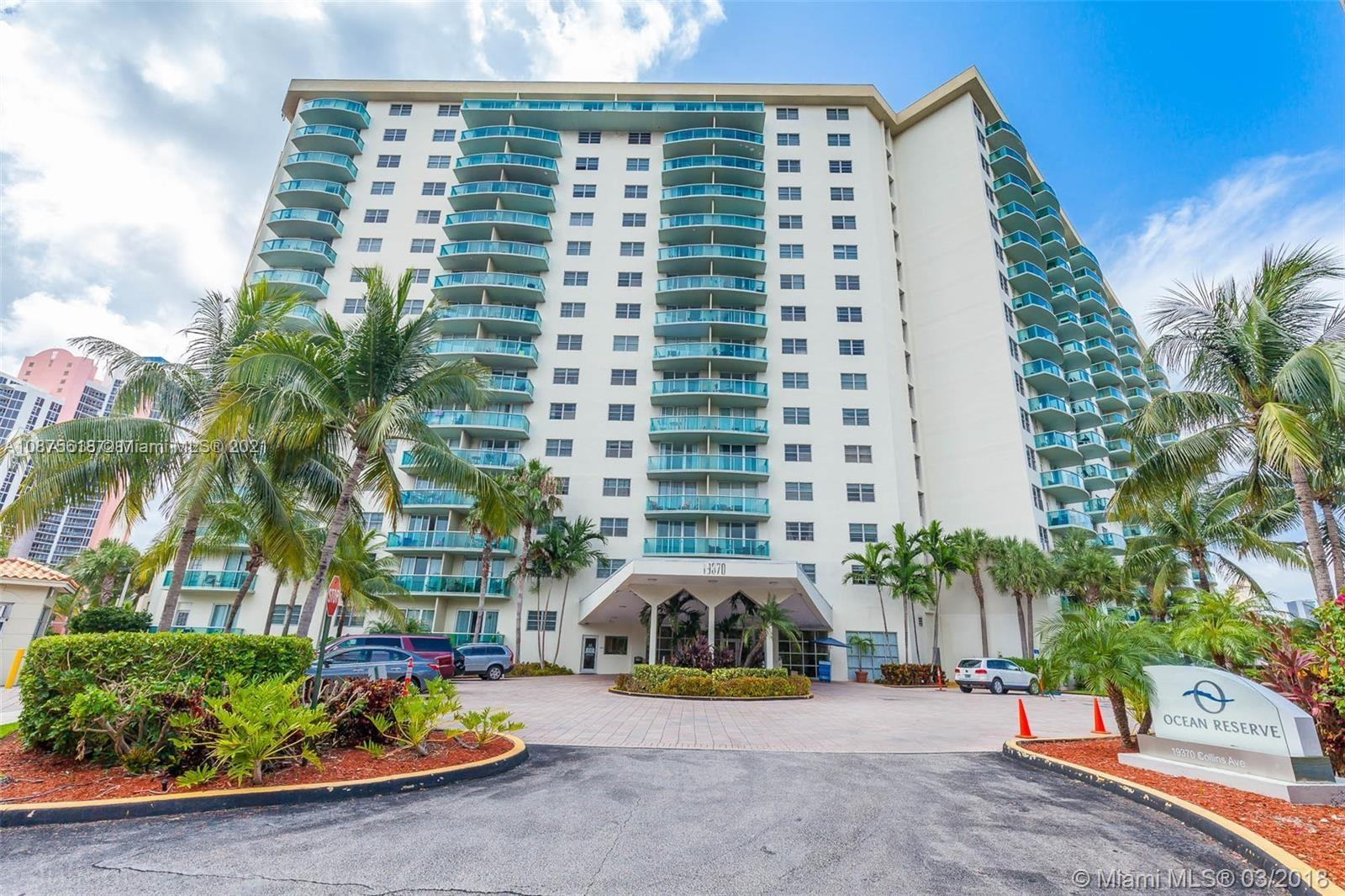 Ocean Reserve #802 - 19370 Collins Ave #802, Sunny Isles Beach, FL 33160
