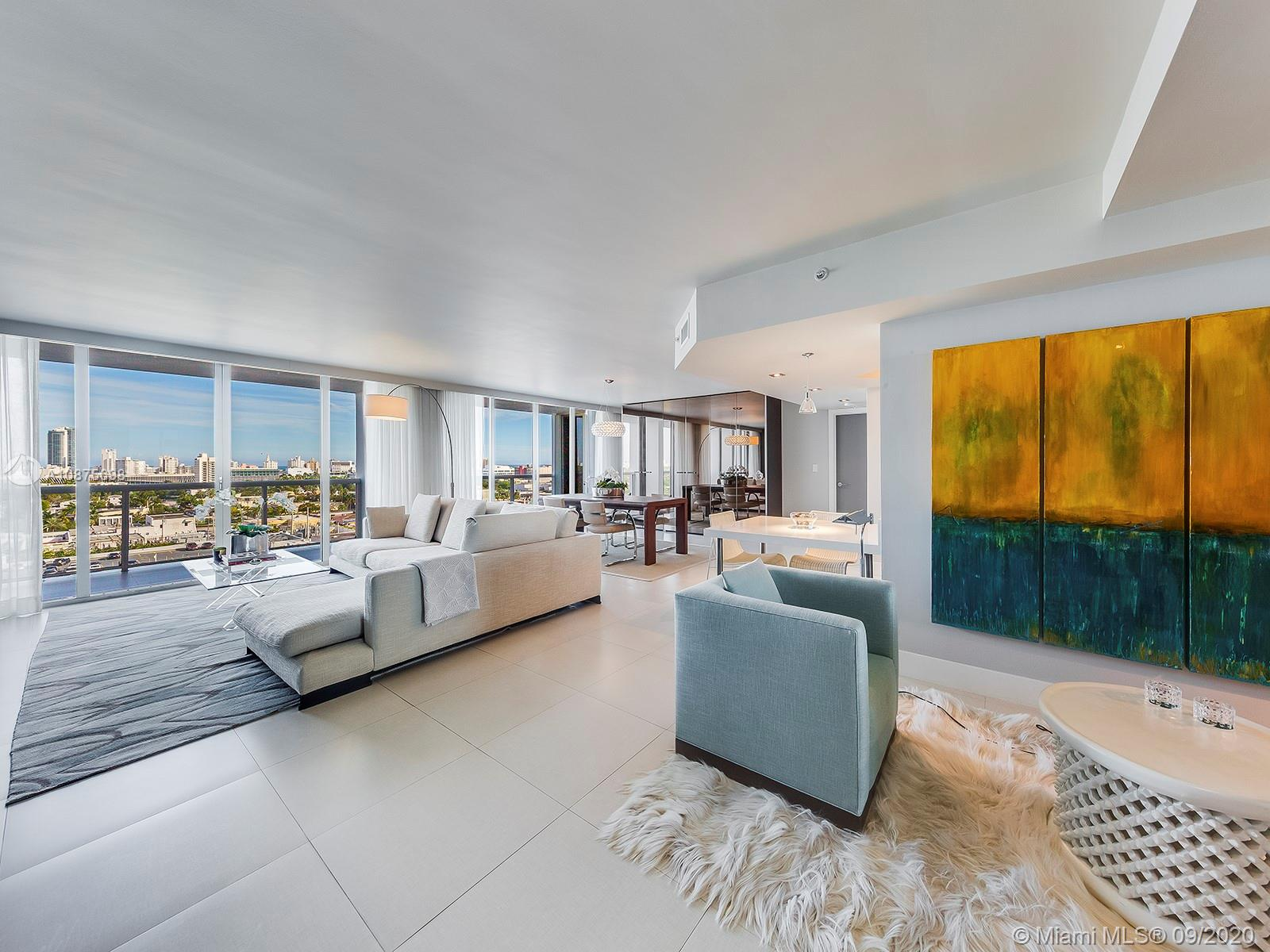 Sunset Harbour North #1409 - 1900 Sunset Harbour Dr #1409, Miami Beach, FL 33139