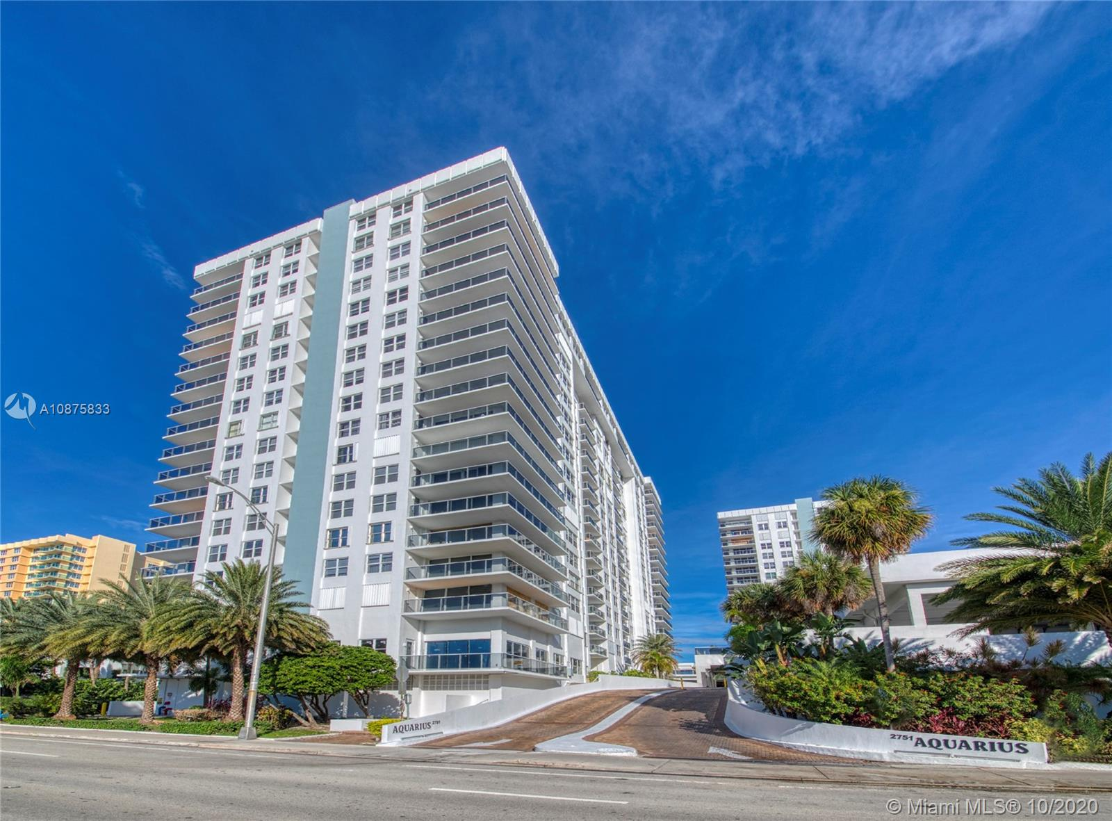 Aquarius #308S - 2751 S Ocean Dr #308S, Hollywood, FL 33019