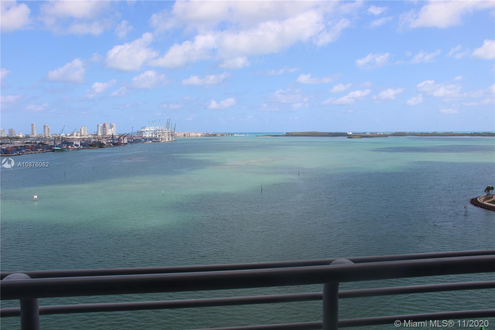 One Miami East #1712 - 335 S Biscayne Blvd #1712, Miami, FL 33131