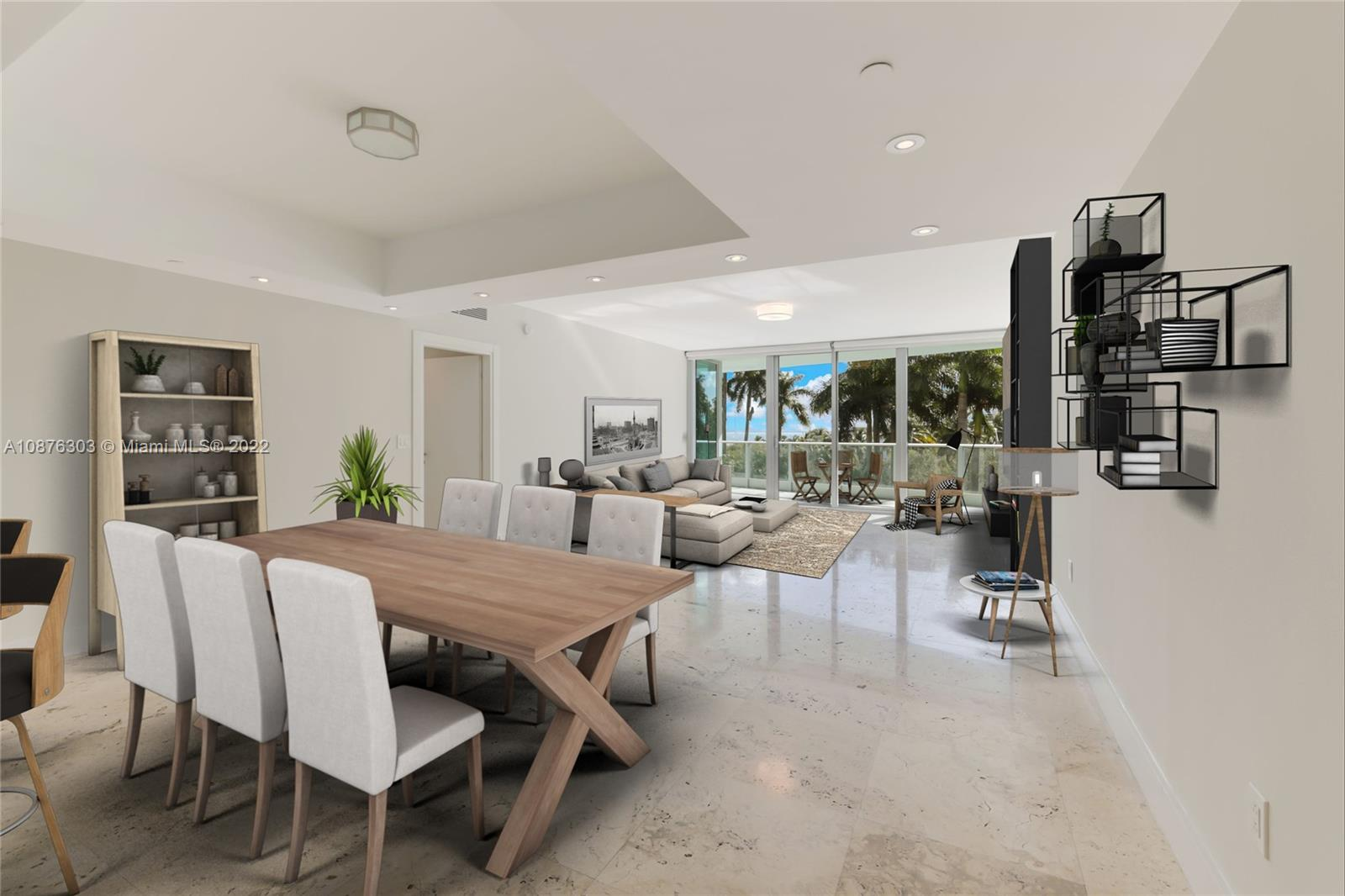 Grovenor House #504 - 2627 S Bayshore Dr #504, Miami, FL 33133