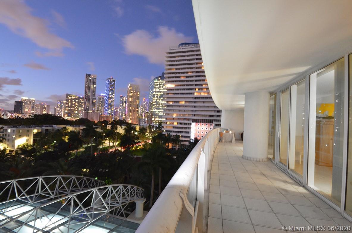 Santa Maria #906 - 1643 Brickell Ave #906, Miami, FL 33129