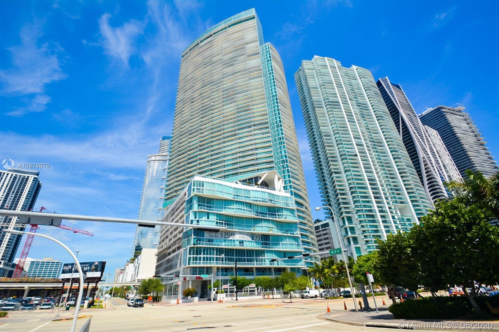 Marina Blue #901 - 888 Biscayne blvd #901, Miami, FL 33132