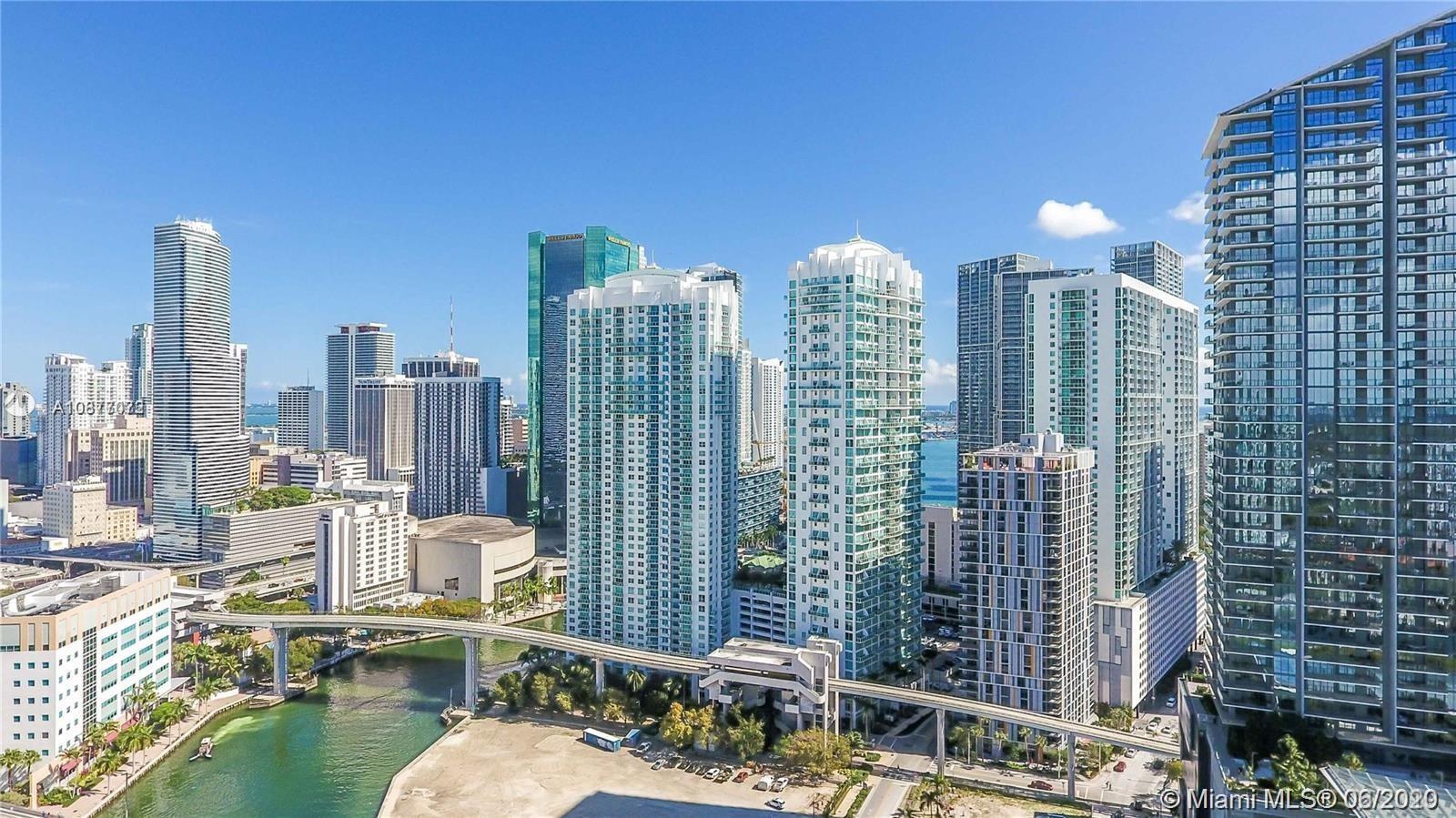 Brickell on the River South Tower #1610 - 41 SE 5th St #1610, Miami, FL 33131