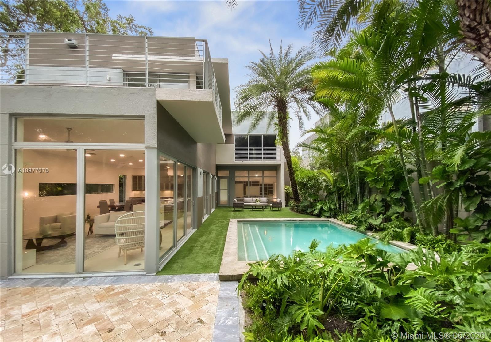 2259 Tequesta Ln, Miami, Florida 33133, 4 Bedrooms Bedrooms, ,4 BathroomsBathrooms,Residential,For Sale,2259 Tequesta Ln,A10877075