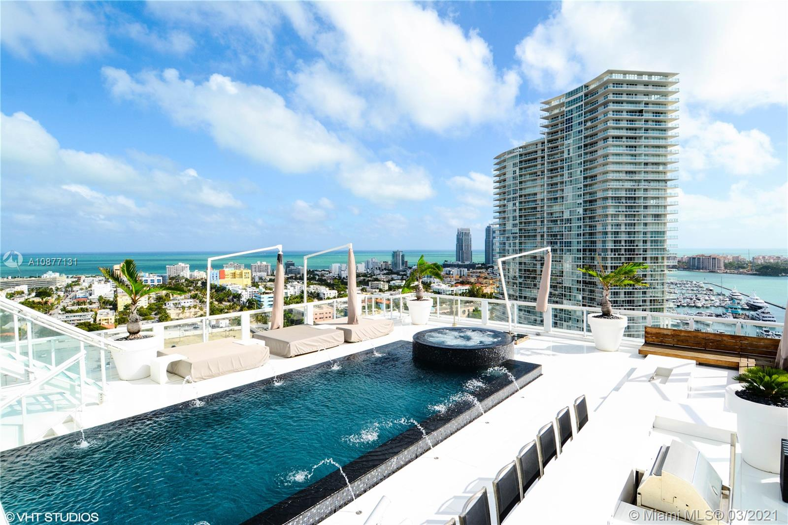 Bentley Bay South Tower #PH-B - 520 West Avenue #PH-B, Miami Beach, FL 33139