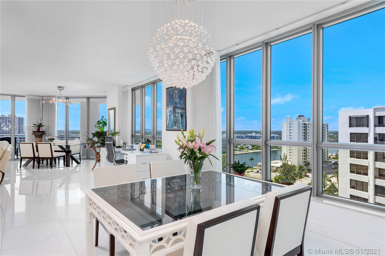 Diplomat Residences #1406 - 3535 S Ocean Dr #1406, Hollywood, FL 33019