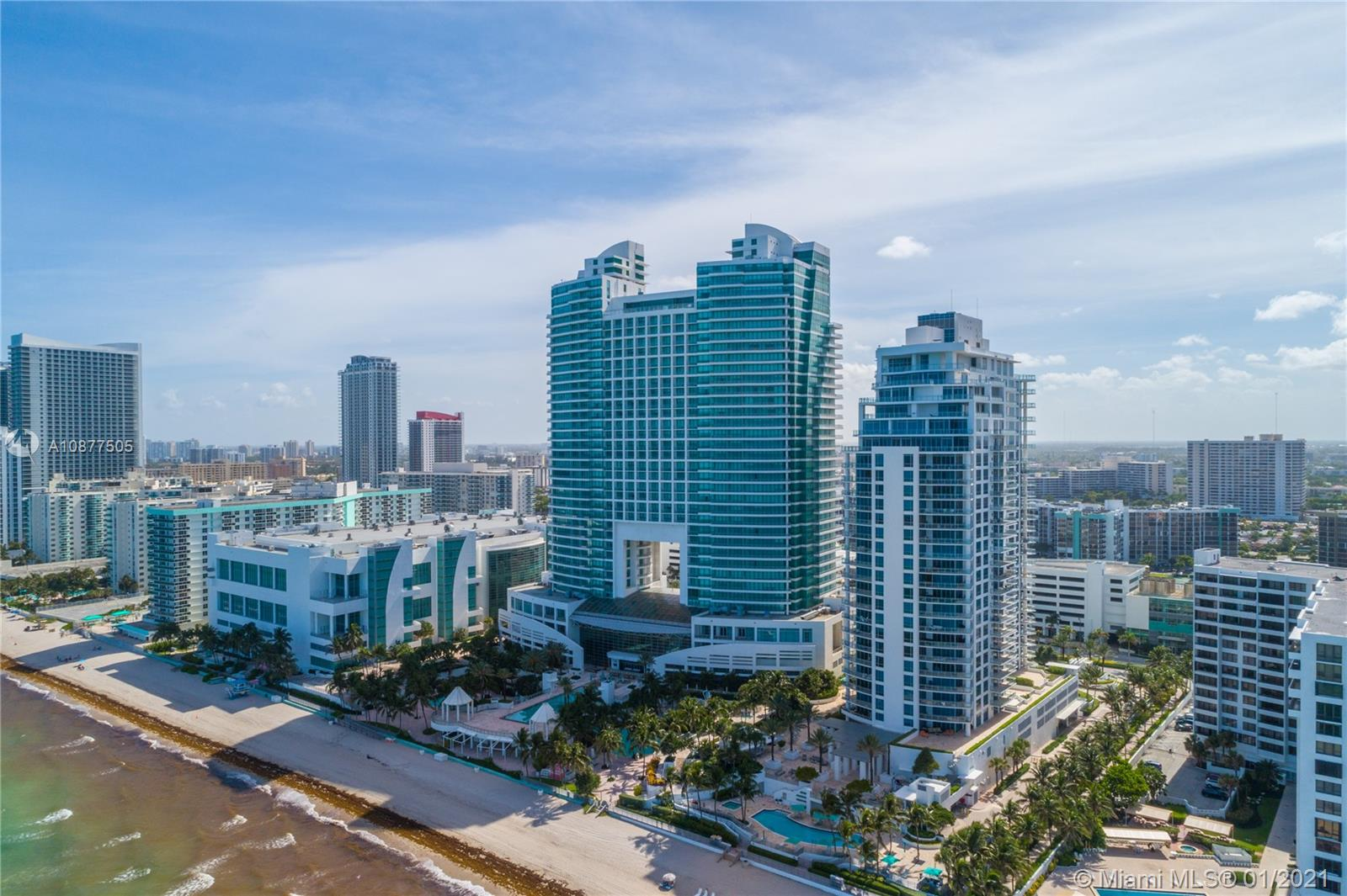 Photo of 3535 S Ocean Dr #1406 listing for Sale