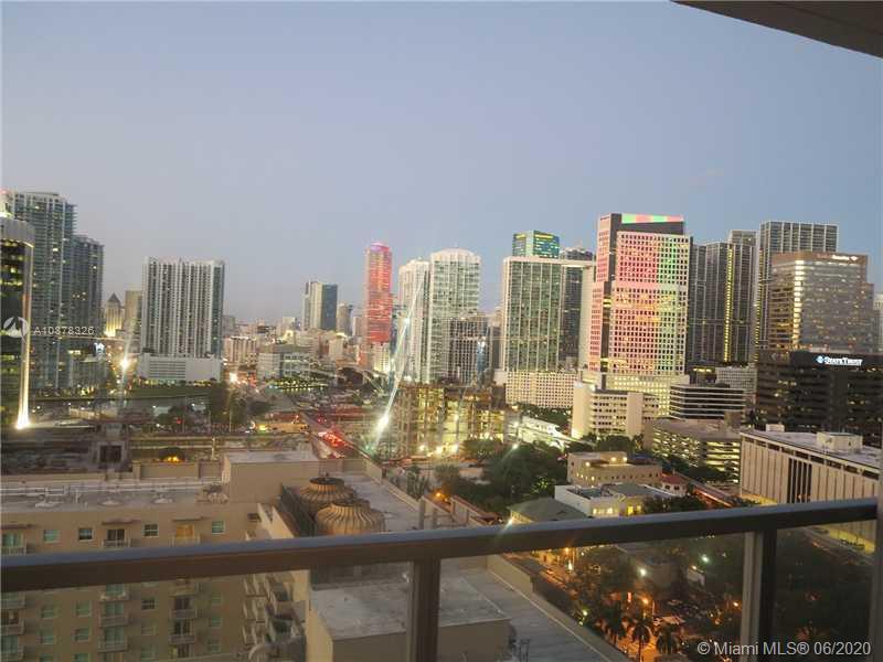 Axis on Brickell North Tower #2421-N - 1111 SW 1 AV #2421-N, Miami, FL 33130