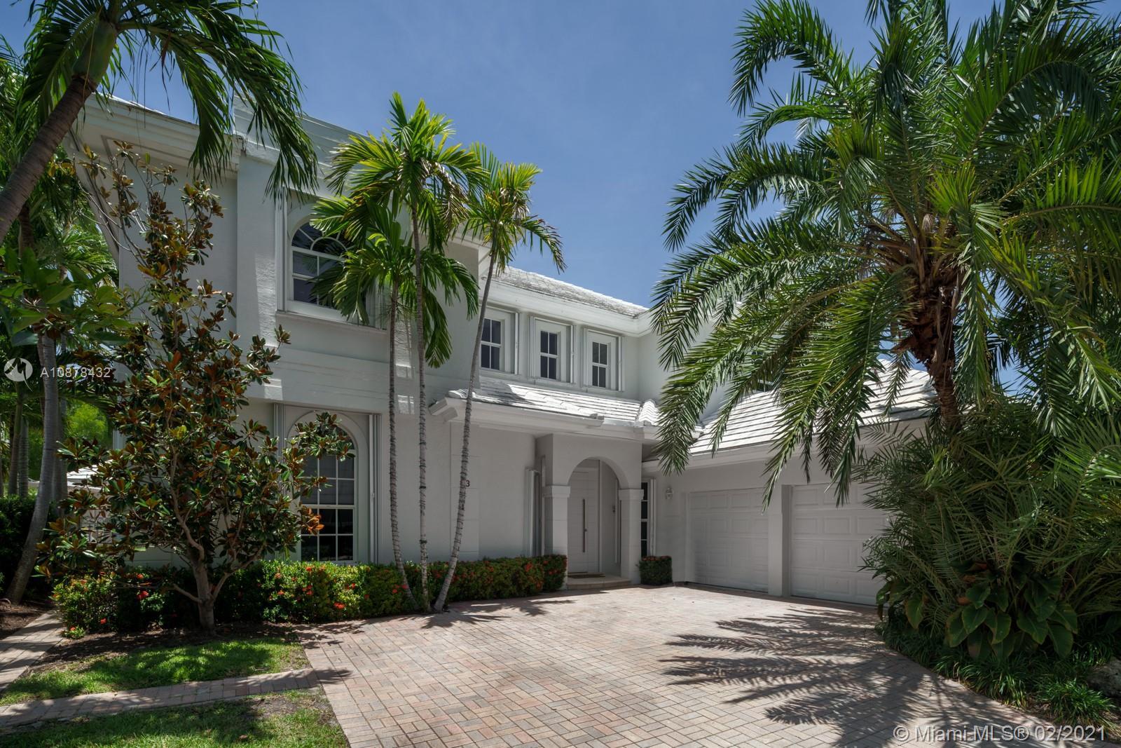 13 Grand Bay Estates Cir, Key Biscayne, Florida 33149, 6 Bedrooms Bedrooms, ,7 BathroomsBathrooms,Residential,For Sale,13 Grand Bay Estates Cir,A10878432