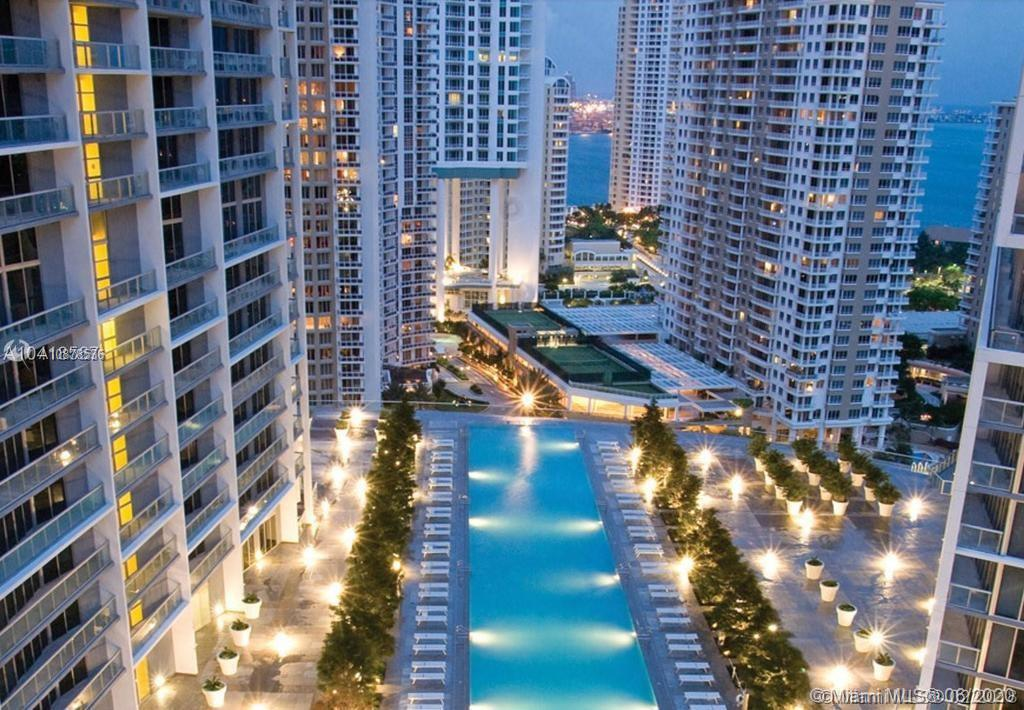 Icon Brickell 2 #2610 - 495 Brickell Ave #2610, Miami, FL 33131