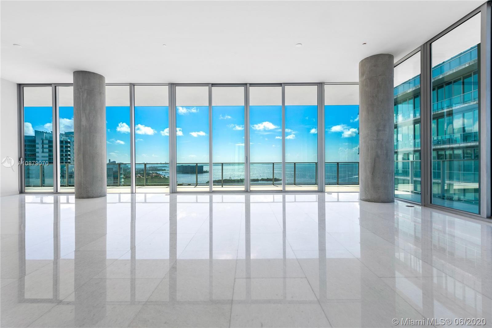 Grove At Grand Bay North Tower #2001N - 2669 S Bayshore Dr #2001N, Miami, FL 33133