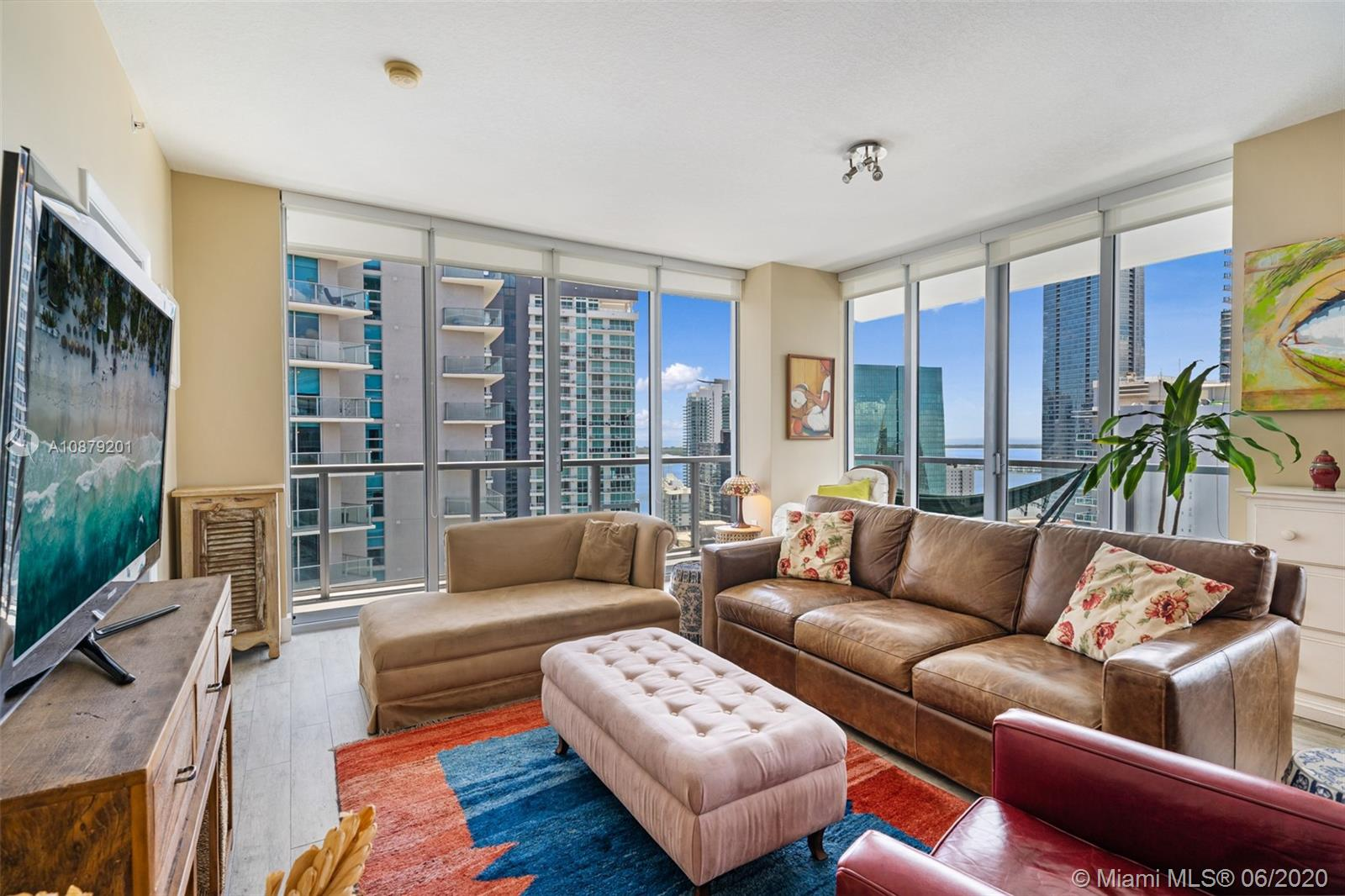 Axis on Brickell North Tower #LPH3819- - 1111 SW 1st Ave #LPH3819-, Miami, FL 33130
