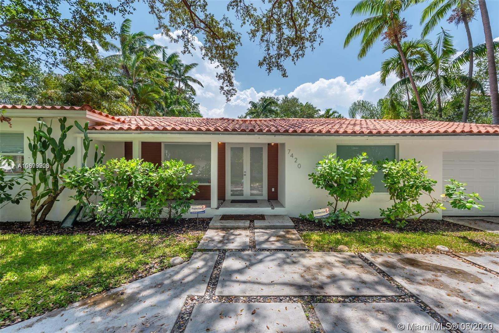 South Miami - 7420 SW 53rd Ct, Miami, FL 33143