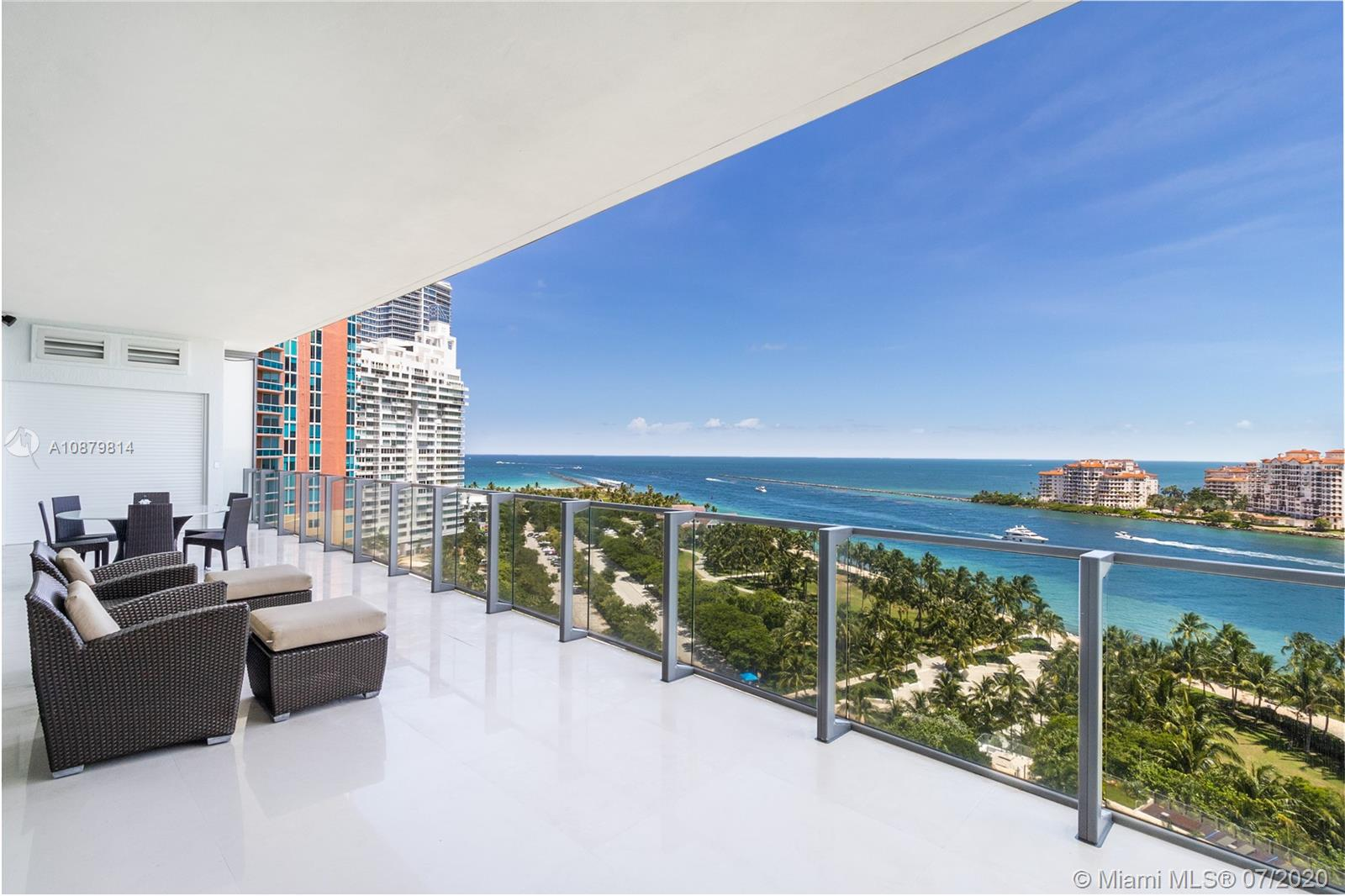 Apogee #1202 - 800 S Pointe Dr #1202, Miami Beach, FL 33139